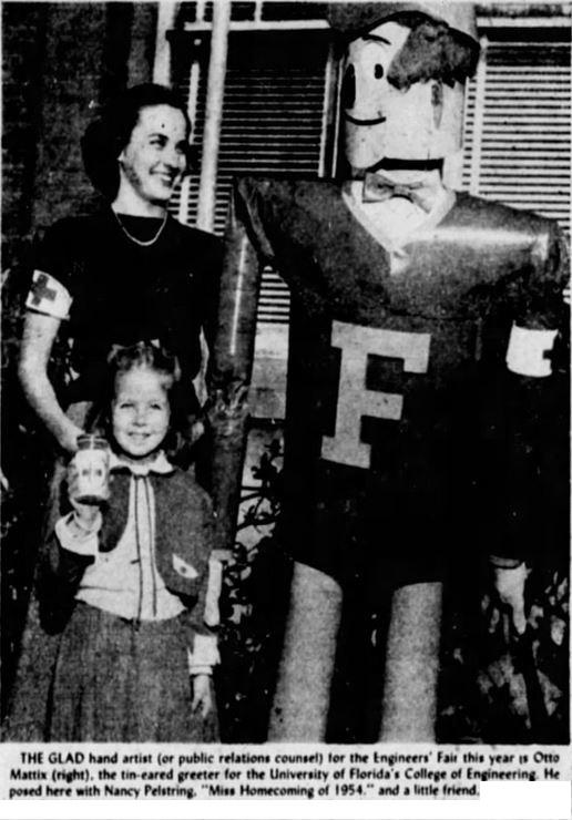 1955-02-27 Palm Beach Post [All Florida magazine 7] otto and friends