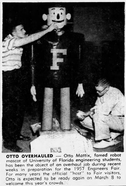 1957-03-04 Fort Lauderdale News 4A Otto robot illus