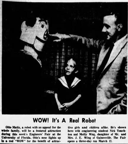 1965-03-08 Tampa Bay Times 2-B Otto robot illus