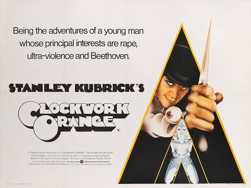A Clockwork Orange poster-small