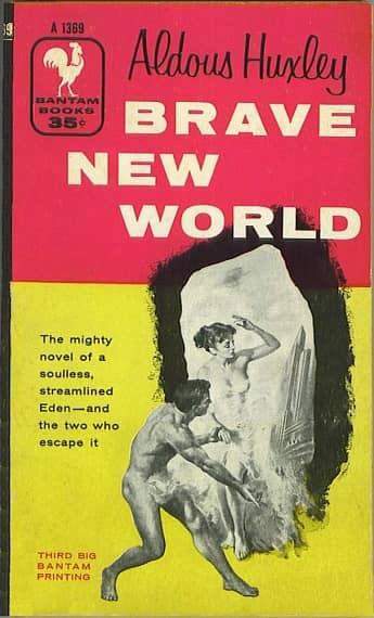 Brave New World Aldous Huxley-small