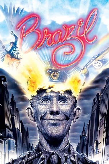 Brazil Terry Gilliam poster-small