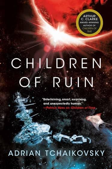 Children of Ruin Adrian Tchaikovsky-small