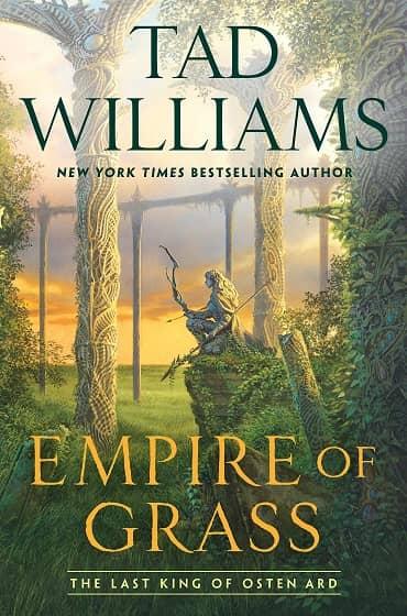 Empire of Grass Tad Williams-small