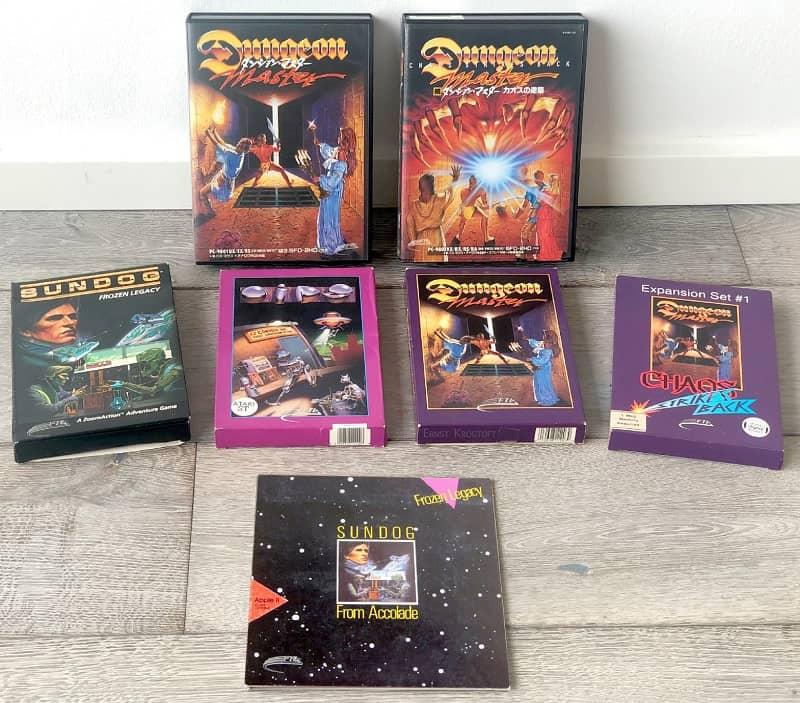 FTL Games Dungeon Master