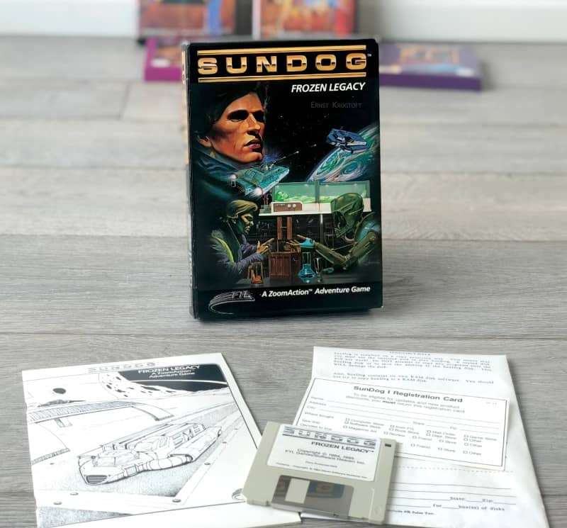 FTL Games Sundog 3