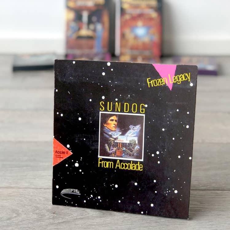 FTL Games Sundog 4