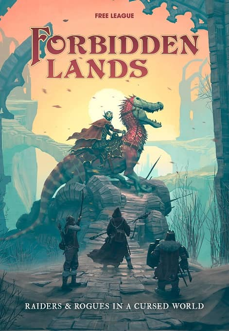 Forbidden Lands Modiphius-small