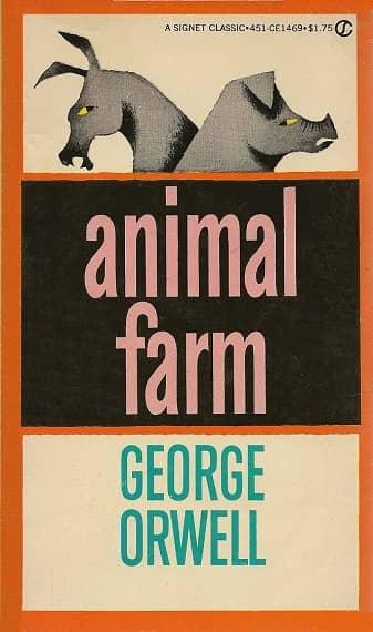 George Orwell Animal Farm-small