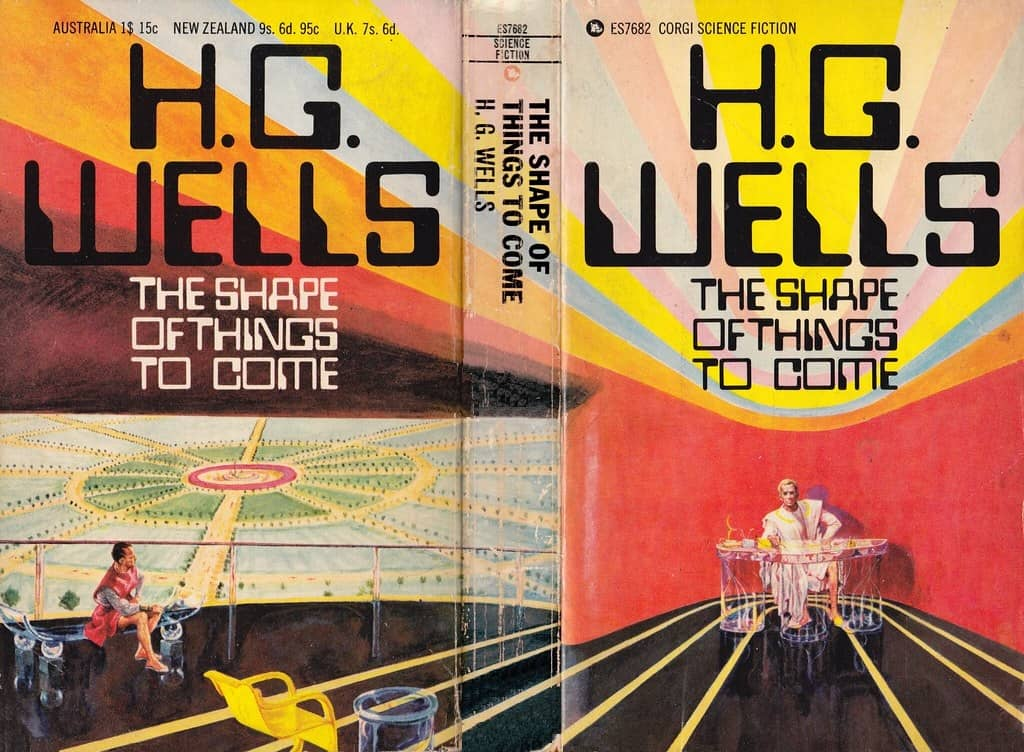 HG Wells The Shape of Things to Come