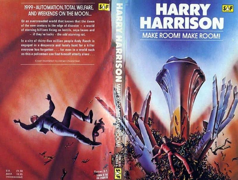 Harry Harrison Make Room! Make Room!