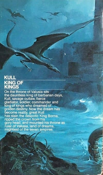 Kull Robert E Howard-back-small