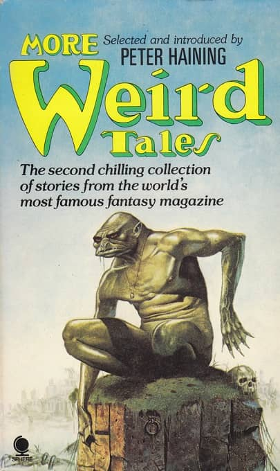 More Weird Tales Peter Haining-small