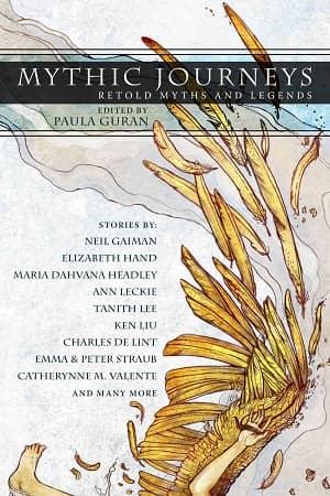 Mythic Journeys Paula Guran-small
