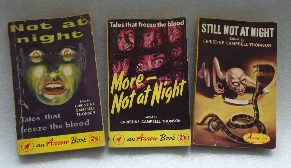 Not at Night Anthologies-small