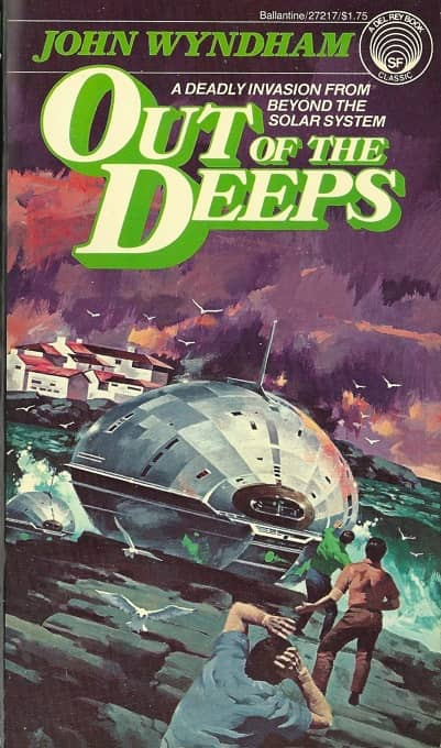 Out of the Deeps John Wyndham-small