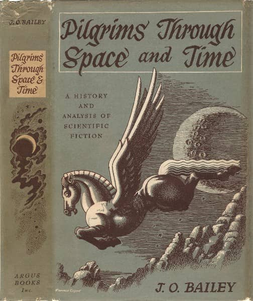 Pilgrims through Space and Time-small