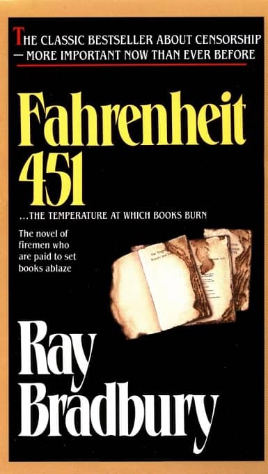 Ray Bradbury Fahrenheit 451-small