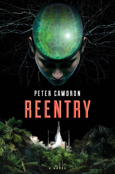 Reentry Peter Cawdron-small