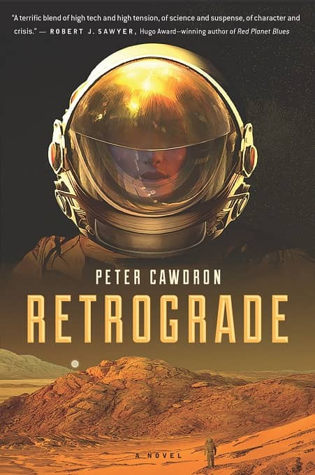 Retrograde Peter Cawdron-small