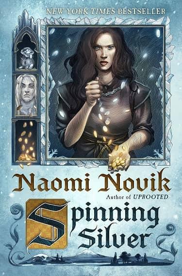 Spinning Silver Naomi Novik-small