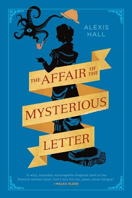 The Affair of the Mysterious Letter-small