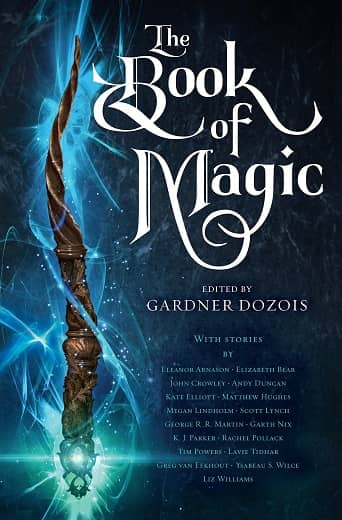 The Book of Magic Gardner Dozois-small