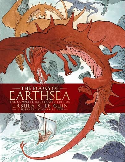 The Books of Earthsea The Complete Illustrated Edition-small