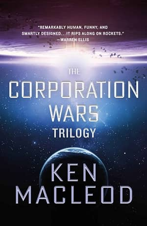 The Corporation Wars Trilogy-small