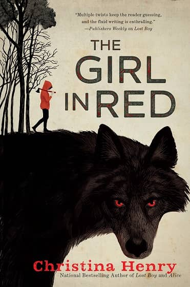 The Girl in Red Christina Henry-small