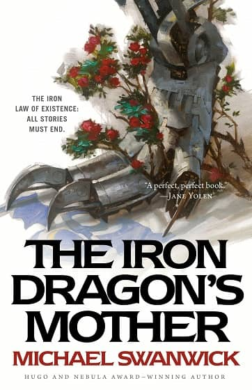 The Iron Dragon's Mother Michael Swanwick-small