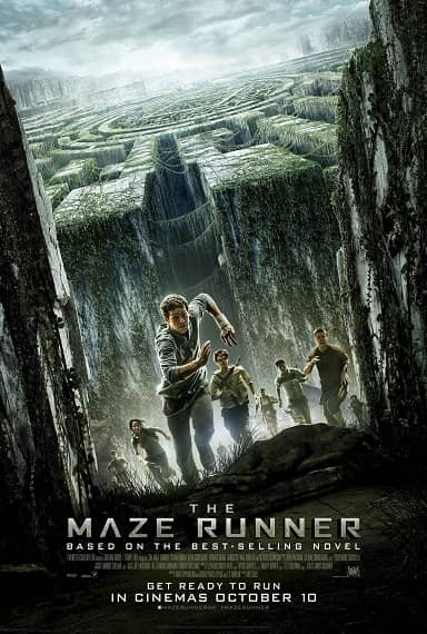 The Maze Runner poster-small