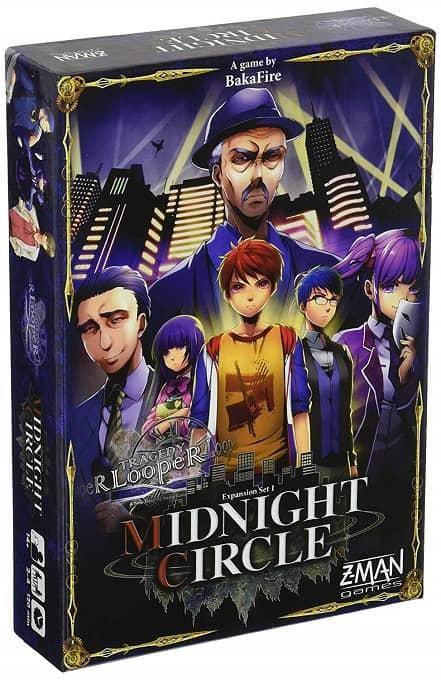 Tragedy Looper Midnight Circle-small