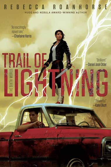 Trail of Lightning Rebecca Roanhorse-small
