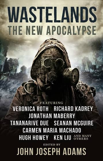 Wastelands The New Apocalypse John Joseph Adams-small