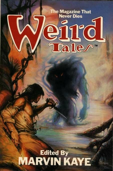 Weird Tales Marvin Kaye-small
