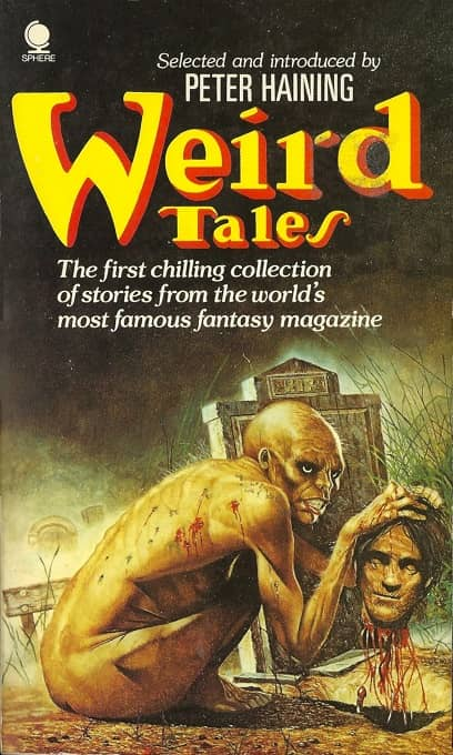 Weird Tales Peter Haining-small