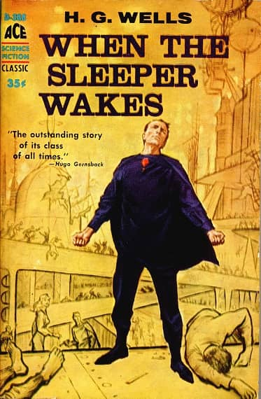 Wells When the Sleeper Wakes-small