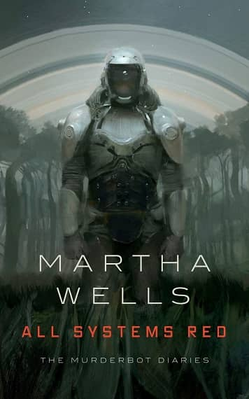 All Systems Red Martha Wells-small