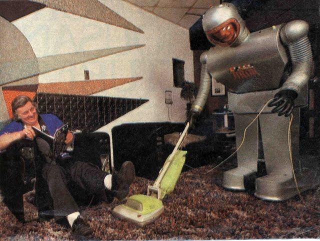 Arok vacuuming