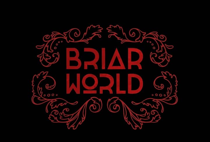 Briarworld-Bright-Red-Logo-on-Black-small