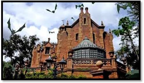 Disney's Haunted Mansion