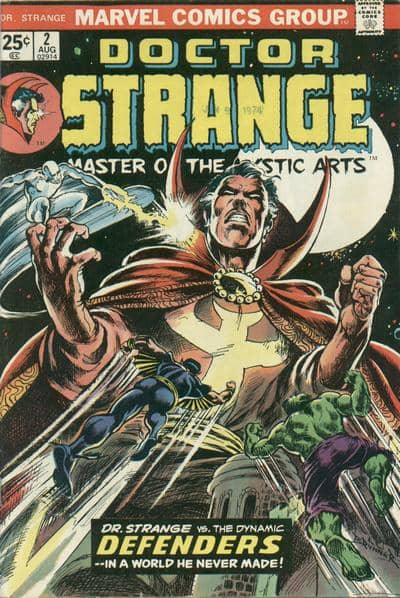 Doctor_Strange_Vol_2_issue 2
