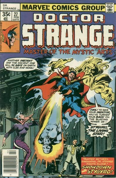 Doctor_Strange_Vol_2_issue 27