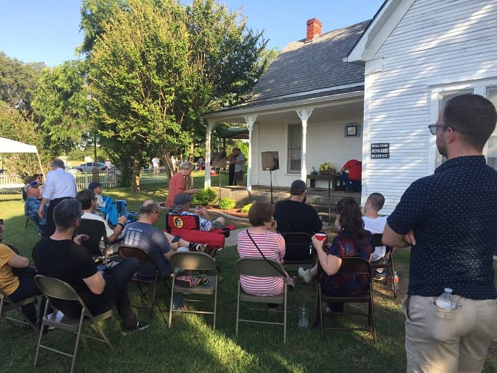 Howard Days 2019 gathering-small