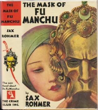 MaskFuManchu-US 1st