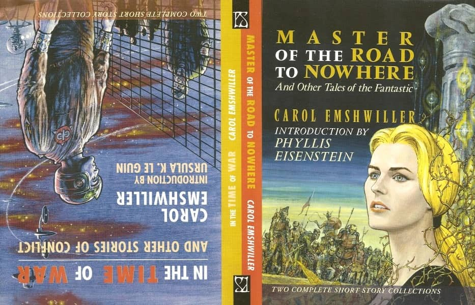Master of the Road to Nowhere and Other Tales of the Fantastic