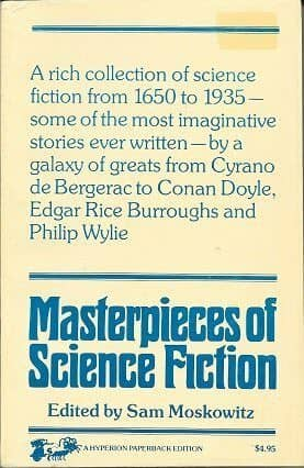 Masterpieces of Science Fiction-small