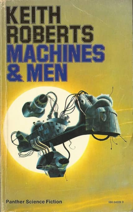 Men & Machines Keith Roberts-small