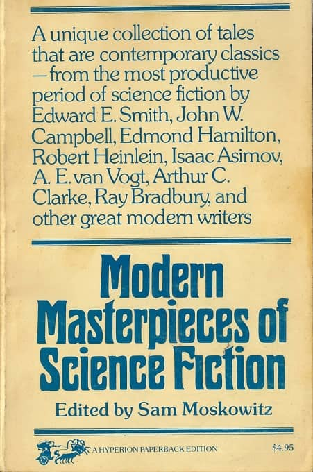 Modern Masterpieces of Science Fiction-small